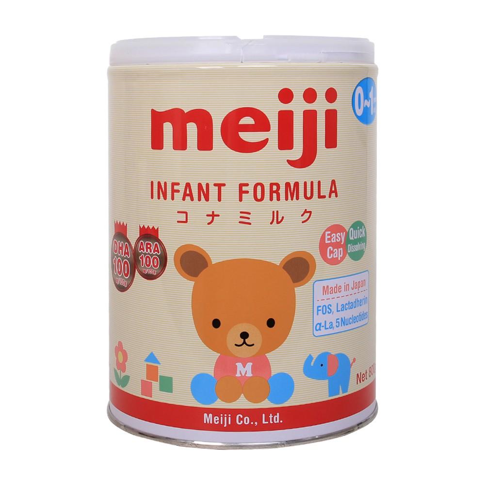 Sữa bột Meiji hàng nhập khẩu chính hãng số 0-1 tuổi (820g) - Số 1-3 tuổi (800g) - 3229207 , 544873621 , 322_544873621 , 399000 , Sua-bot-Meiji-hang-nhap-khau-chinh-hang-so-0-1-tuoi-820g-So-1-3-tuoi-800g-322_544873621 , shopee.vn , Sữa bột Meiji hàng nhập khẩu chính hãng số 0-1 tuổi (820g) - Số 1-3 tuổi (800g)