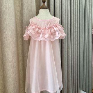 Đầm Trissi xuất Hàn cho bé