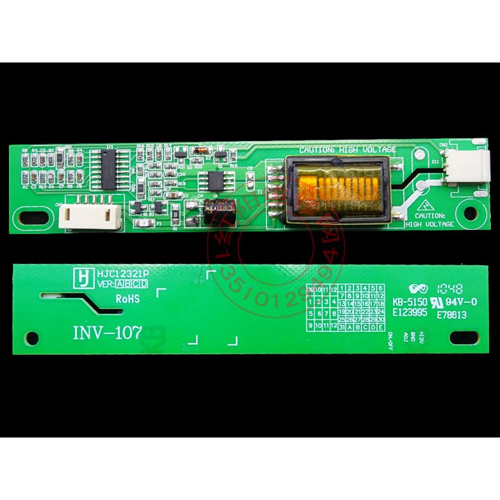 Bo Cao áp LCD đa năng 1 bóng