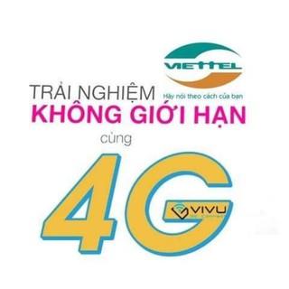 Sim 4G _VIETTEL_ MIỄN PHÍ TRUY CẬP INTERNET TỐC ĐỘ CAO. tuỳ nhu cầu sử dụng của khách hàng của shop……..