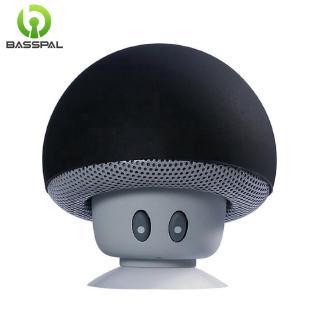 Loa Bluetooth Basspal Bt280 Chống Nước Hình Nắm Hoạt Hình Có Đầu Hút Tiện Lợi Để Mang Theo