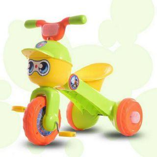 Xe đạp ba bánh biến hình cho bé yêu