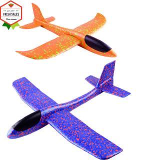 48cm Foam Hand Throw Airplane Outdoor Launch Glider Plane Kids Gift Toy
