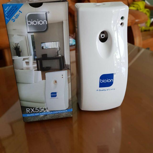 Máy khử mùi tự động( Malaysia)mua 4 lon tặng 1 máy