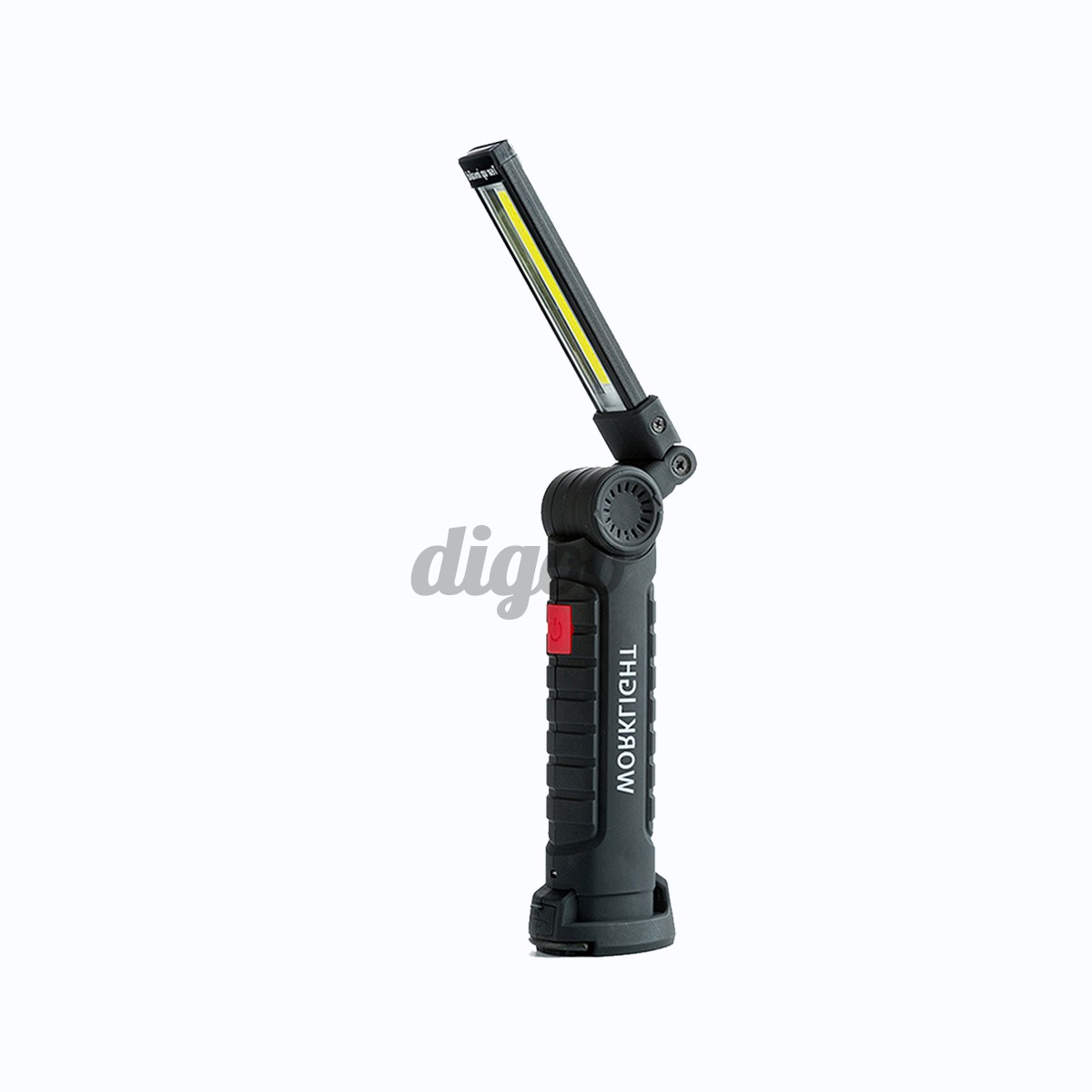 Đèn Pin Led 18650 Cob Allinone 2665 Dạng Gập Tiện Dụng