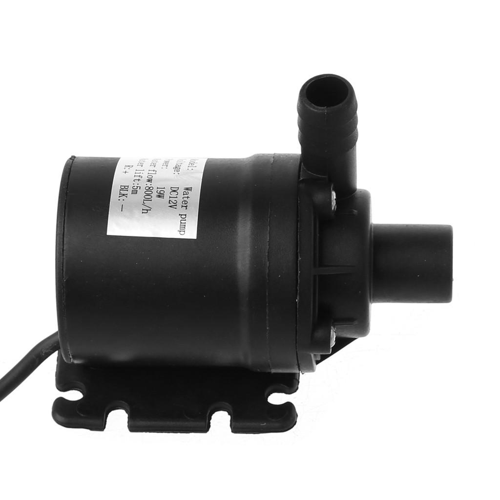 Máy bơm nước nóng chìm sử dụng điện 800l / H 12V
