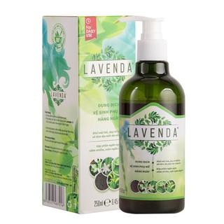 Dung dịch vệ sinh phụ nữ Lavenda - Hỗ trợ khử mùi hôi, duy trì độ ẩm và làm dịu mát vùng kín (chai 250 ml) 2