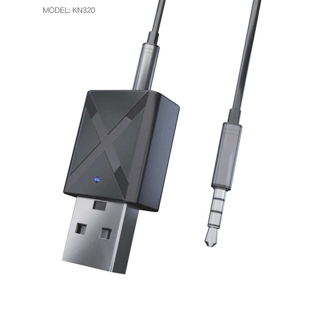 Stable USB Aux High Speed 3.5mm Bluetooth Wireless Transmitter Adapter