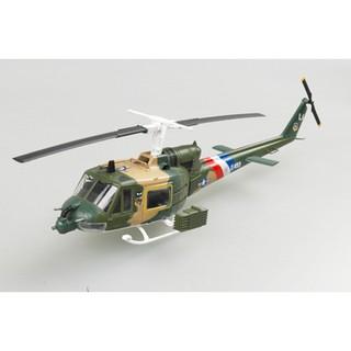 Mô hình máy bay trực thăng UH-1H 1976s tỉ lệ 1:72