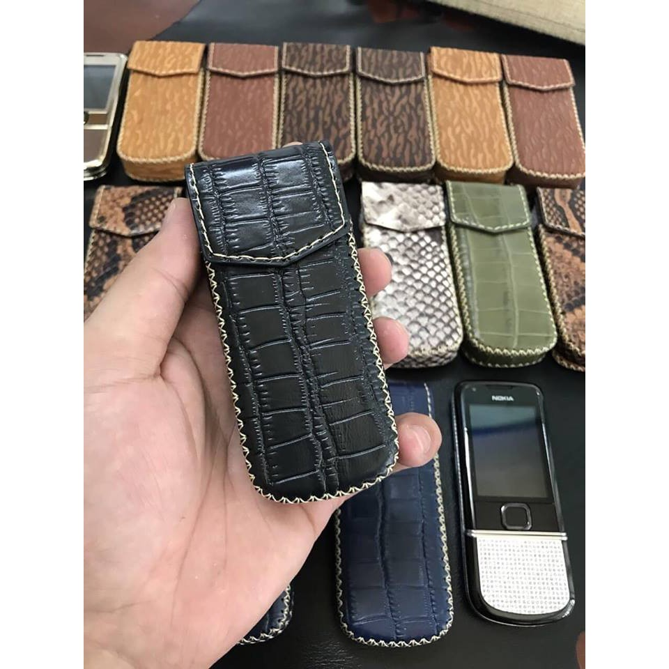 Bao Da Điện Thoại Nokia 8800 Bao Da 8800