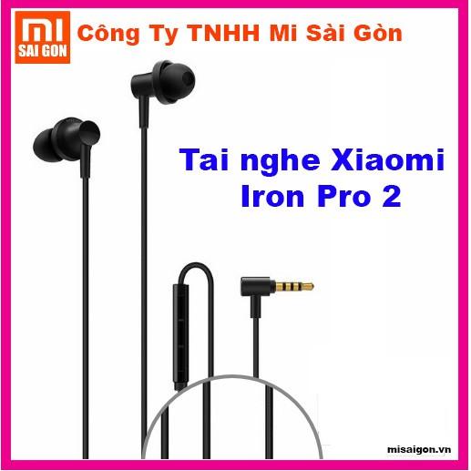 Tai nghe Xiaomi piston iron PRO 2