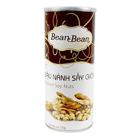 Hũ Đậu Nành Sấy Giòn Bean Bean (210g)