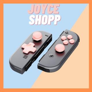 Thumpgrip + Dpad skull & Co(limited) pink hồng cho máy nitendo Switch thumbnail