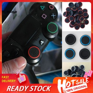 EDY_4Pcs Controller Thumb Silicone Stick Grip Cap Cover for PS3 PS4 XBOX ONE