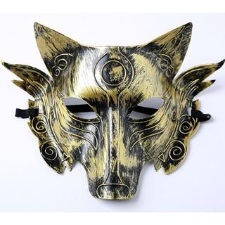 mặt nạ hóa trang sói-r87