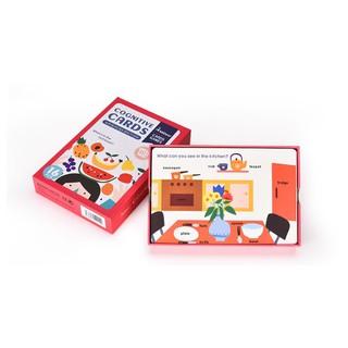 Đồ chơi trẻ em – Bộ thẻ học tiếng Anh theo chủ đề