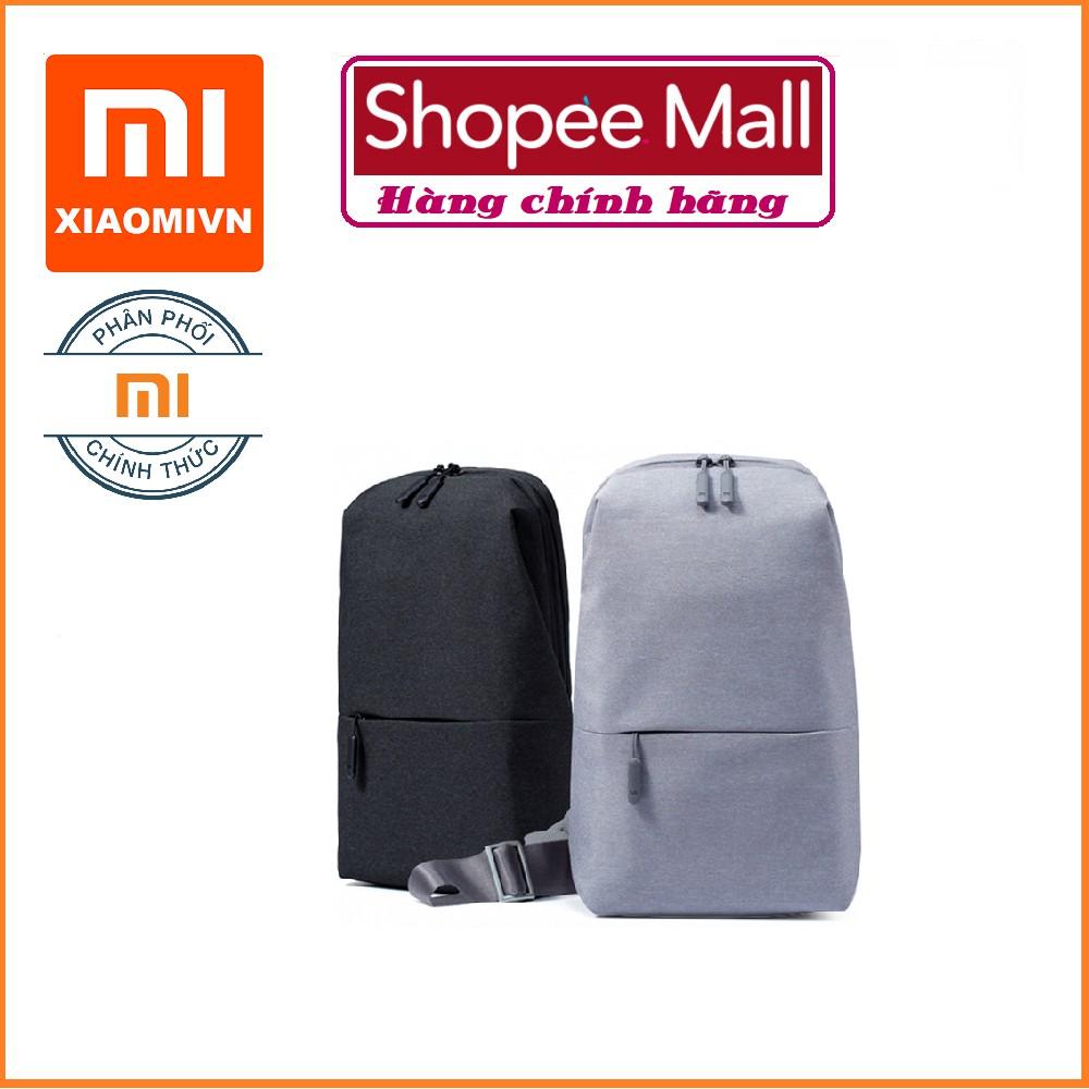 Balo Xiaomi mi City Sling Messeger Bag chống thấm tuyệt vời - Hàng chính hãng DGW