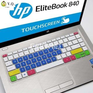 Miếng Dán Bàn Phím Silicon 14 Inch Cho Laptop Hp Pavilion 14-ab055tx / Ab140Tx 14-ab
