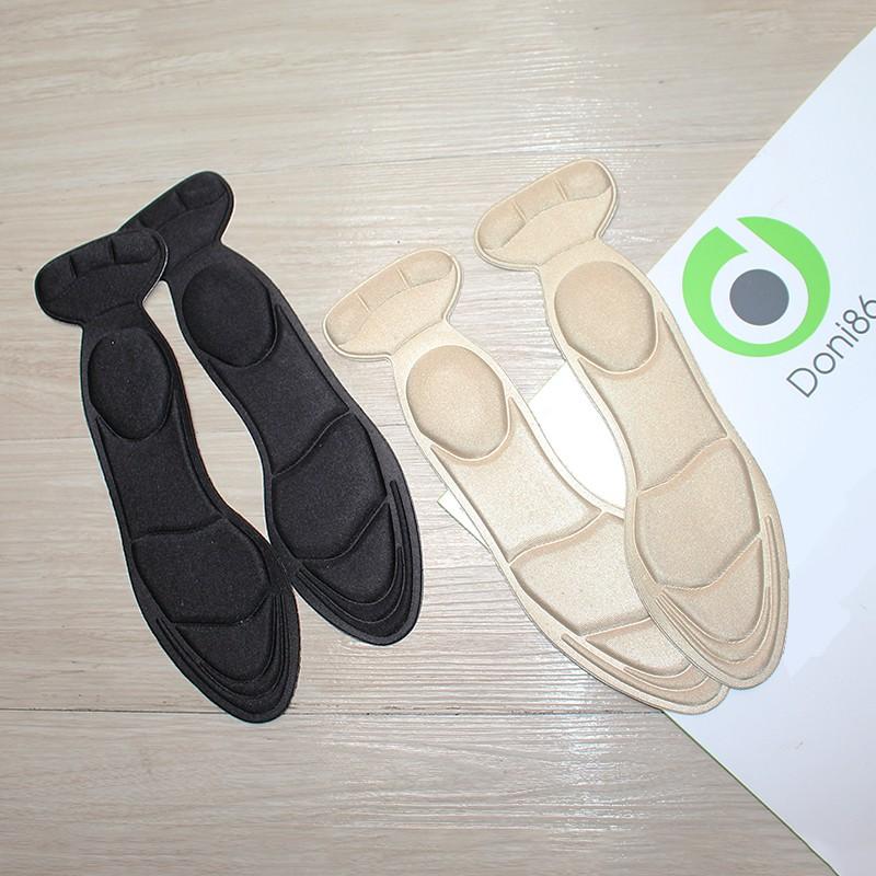 Lót giày cao gót siêu êm chân chống thốn gót chống trầy da có thể giúp giảm size giày bị rộng - loại nguyên bàn PK11