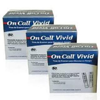 Que thử đường huyết On Call Vivid hộp 25 que rời thumbnail
