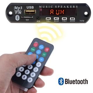 Bảng mạch giải mã MP3 kèm bộ điều khiển từ xa thumbnail