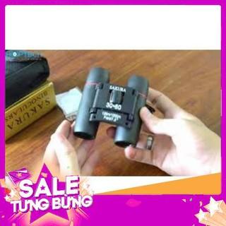 HANG MOI Ống nhòm 2 mắt 3D Sakura 30×60 (Đen) – Hàng nhập khẩu HOT RE