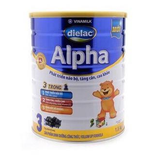 Sữa Dielac Alpha 3 1,5kg thumbnail