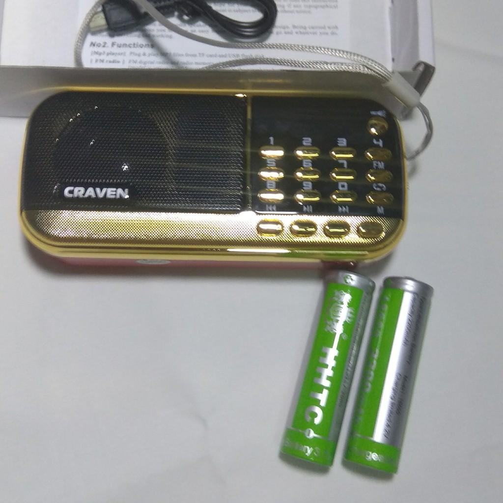 Loa thẻ nhớ Craven CR 836/836S