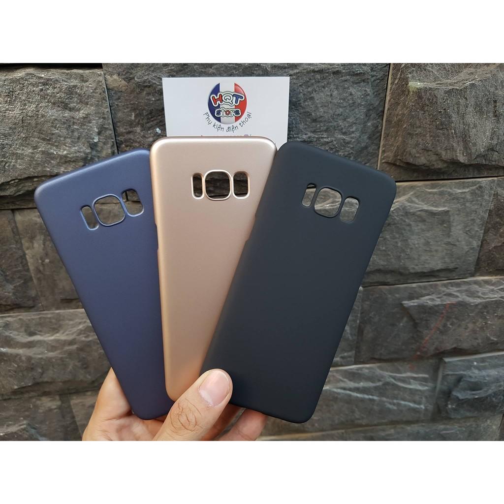 Ốp Fullbody nhám nhung cho Samsung S8 / S8 Plus