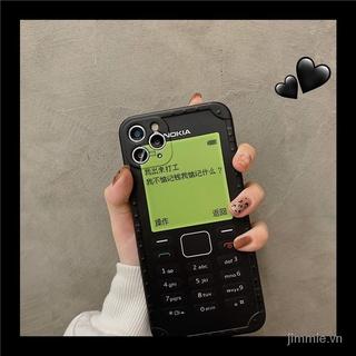 For Retro Workers Nokiaiphone11/12promaxApple12Phone CasexsmaxCreative Network