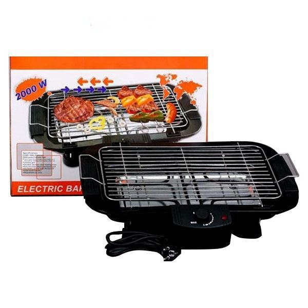 Bếp nướng điện không khói Electric Barbecue Grill - 2604399 , 50376062 , 322_50376062 , 205000 , Bep-nuong-dien-khong-khoi-Electric-Barbecue-Grill-322_50376062 , shopee.vn , Bếp nướng điện không khói Electric Barbecue Grill