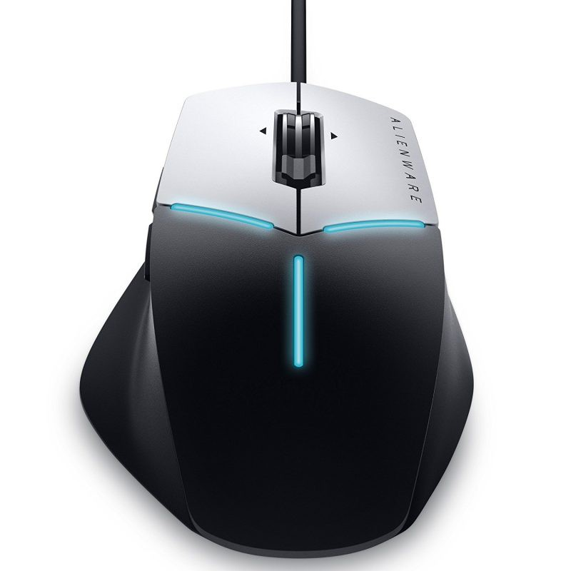 Chuột Mouse Gaming Alienware AW958 Iconic Design with AlienFX 16.8M RGB Lighting 100-12000 DPI