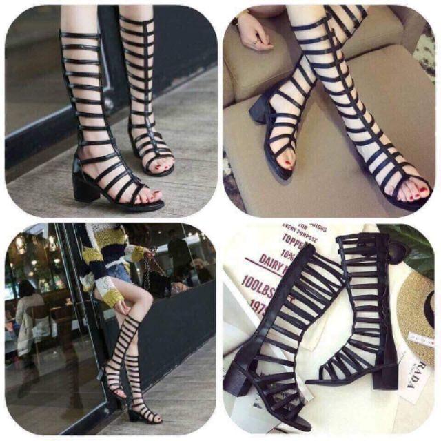 Sandal chiến binh