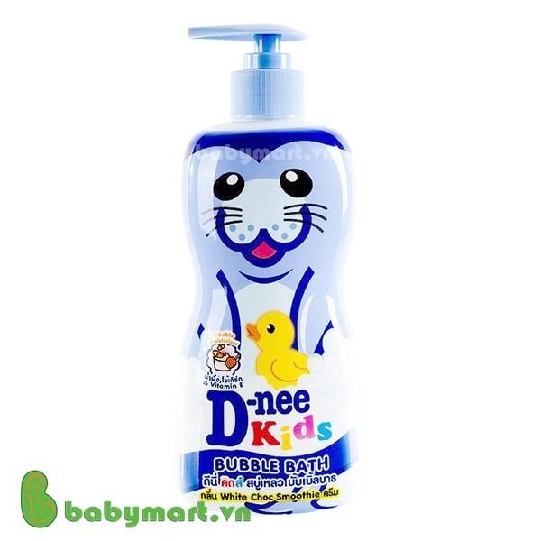 Sữa tắm trẻ em Dnee Kids tím 400ml M249