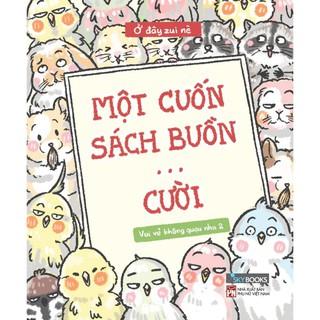 Sách - Một cuốn sách buồn cười - Vui vẻ không quạu nha 2 thumbnail