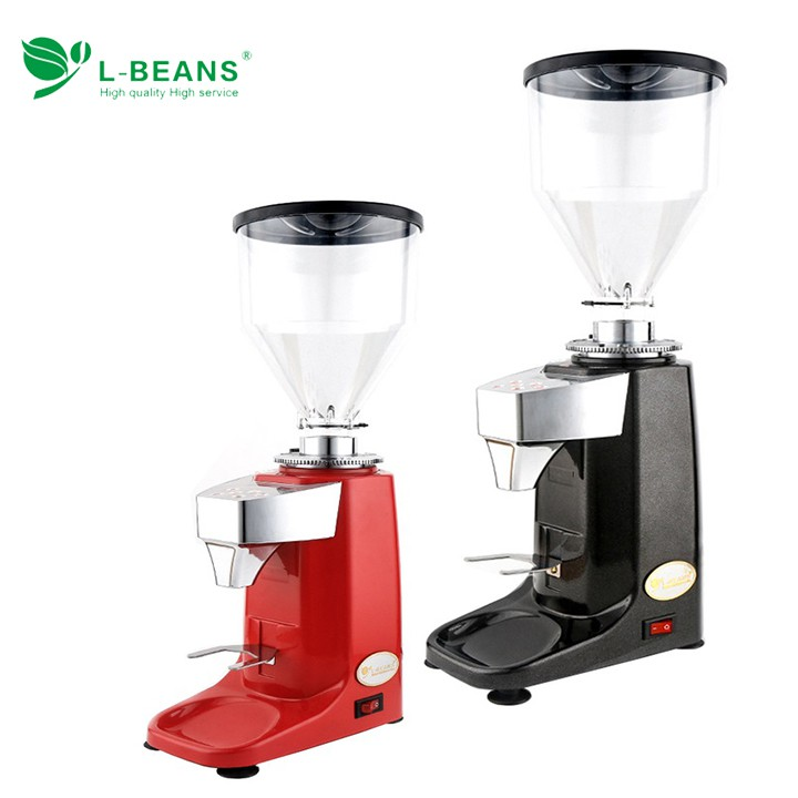 Máy xay cà phê chuyên nghiệp, thương hiệu cao cấp L-BEANS SD-921L - Công suất 200W