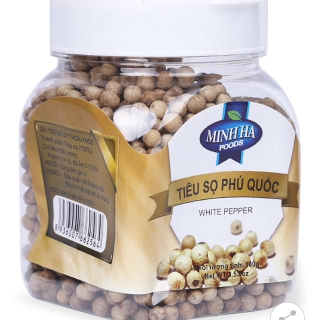 Tiêu sọ Phú Quốc Minh Ha Foods 100g