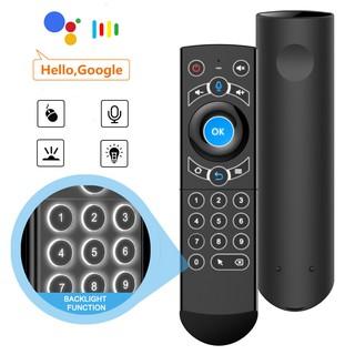 Air Mouse G21S - Chuột bay hỗ trợ tìm kiếm giọng nói cho SmartTV, Android TV Box, Remote Controler