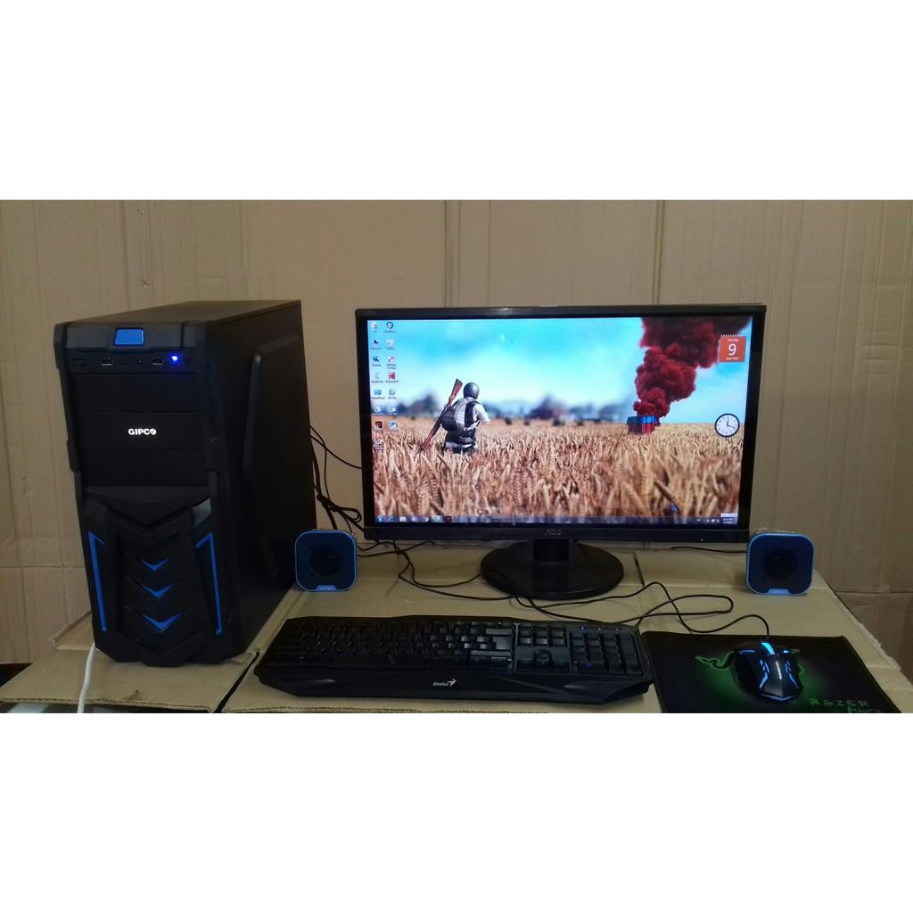 Bộ máy tính core i5 chơi max setting LOL,CF,ROS,GTA5, chơi tốt FO4,pubg mobile… Giá chỉ 3.790.000₫