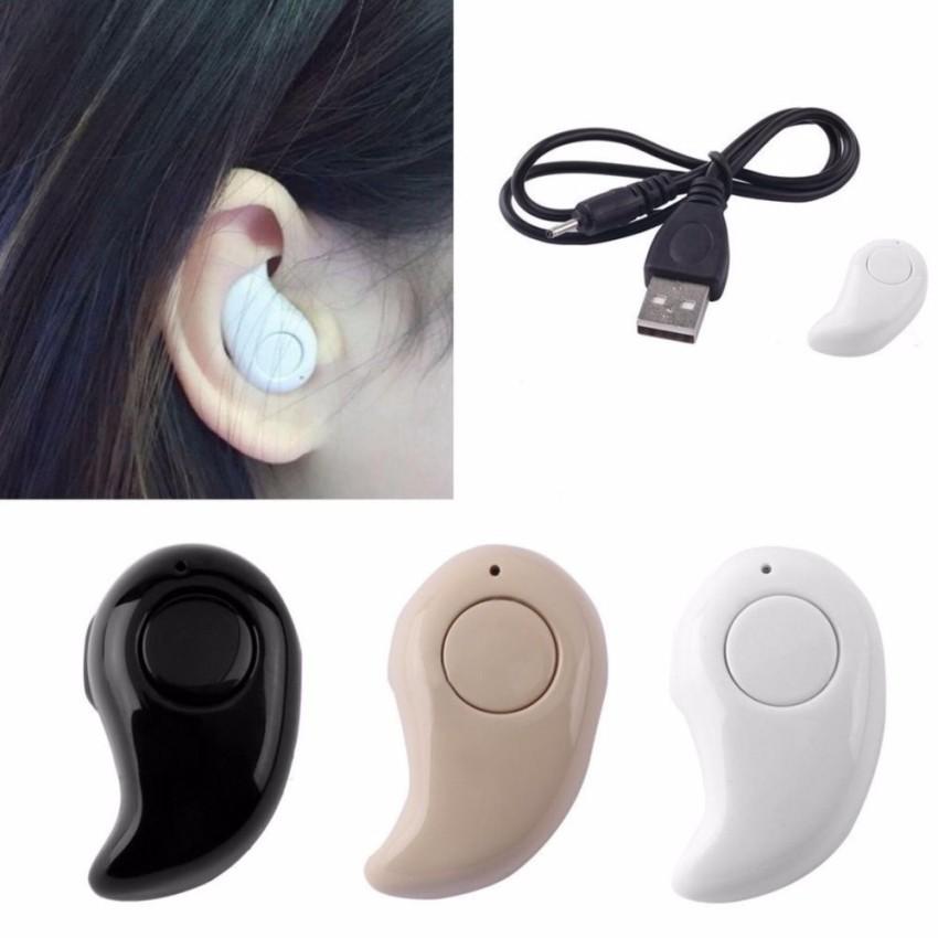 Tai nghe bluetooth S530 nhét tai V4.1 ear-pod siêu nhỏ có nghe nhạc -dc1309