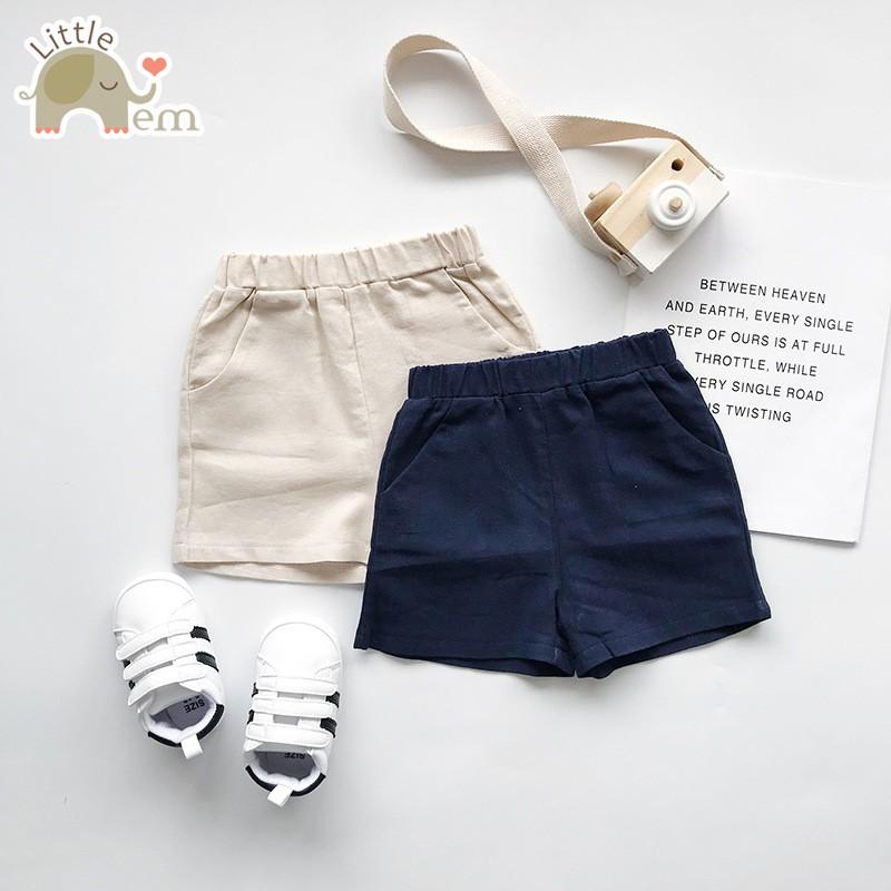 Bộ đồ cộc tay cho bé trai/ bé gái _ Hải quân