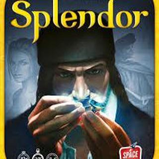 Trò chơi Splendor – Chip Nhựa Chống Nước (Board Games)