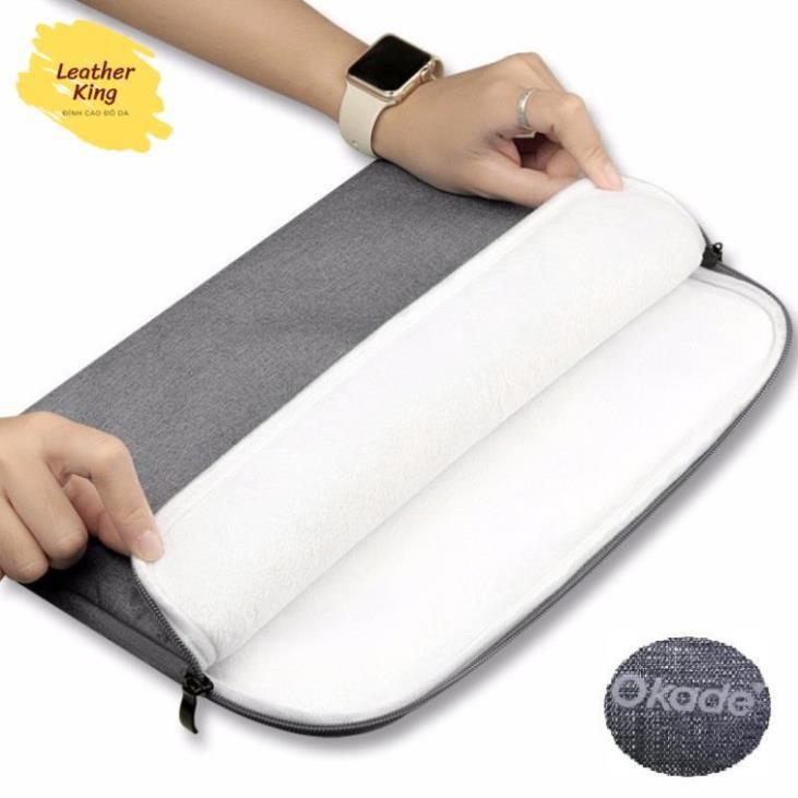 💥 FREESHIP 💥 Túi chống sốc + chống nước cao cấp cho laptop, macbook LEOTIVA T40 - cặp đựng, túi đựng laptop 15.6inch
