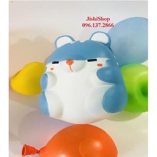 Squishy chuột xanh đáng yêu sku sp ED8005