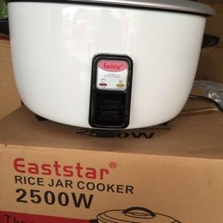 Nồi Cơm Điện Công Nghiệp Eaststar 1300W-1800W-2000W-2500W BH 12 Tháng