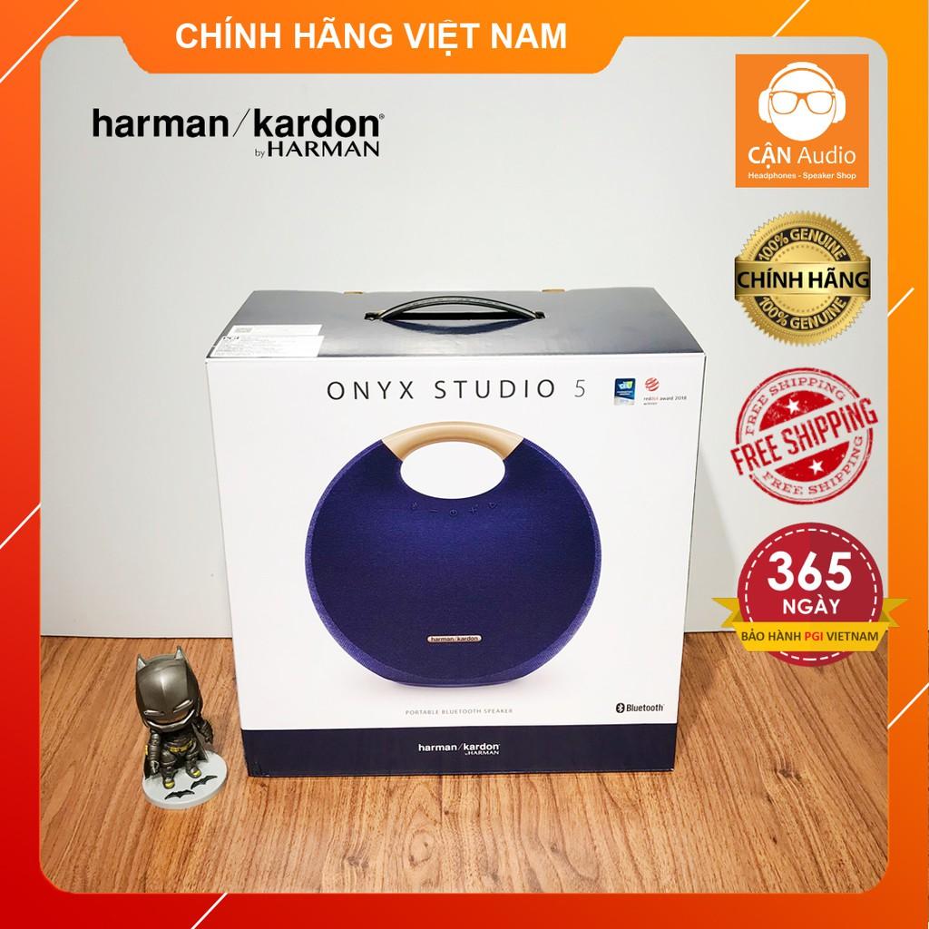 Loa Bluetooth Harman Kardon Onyx Studio 5 - Chính hãng | Bảo hành 12 tháng