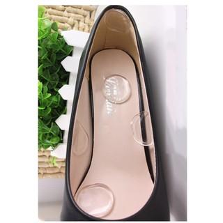Miếng dán silicon lót giày Lót giày silicon chống đau chân LODASHOP (bộ 6 miếng) thumbnail