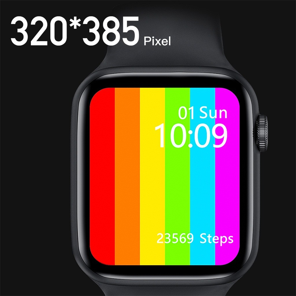 Đồng Hồ Thông Minh Kết Nối Bluetooth 1.75 Inch Ip68 Chống Thấm Nước
