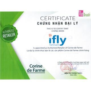 Gel vệ sinh phụ nữ Corine De Farme Intimate gel Protect 250ml Làm Sạch Và Giảm Cảm Giác Khó Chịu Vùng Kín 8