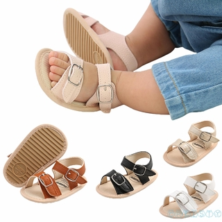 CHT-Toddler´s Sandals, Baby Summer Wear PU Material Leisure Adjustable Shoes for Newborn